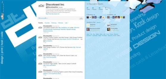 Discotoast Twitter