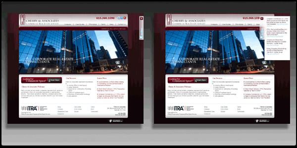 Custom Digital Creative Design for Commercial Real Estate