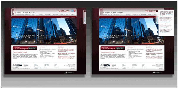 Custom Digital Creative Design for Commercial Real Estate