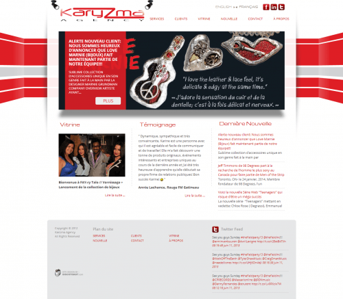 Karyzma Agency