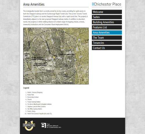 8 Chichester Place _Area Amenities