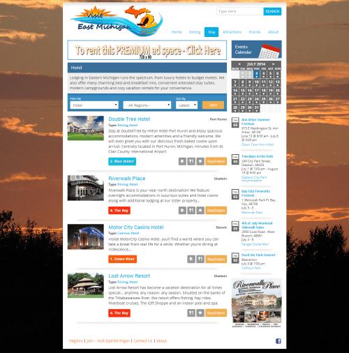 Hotel   VisitEastMichigan.com