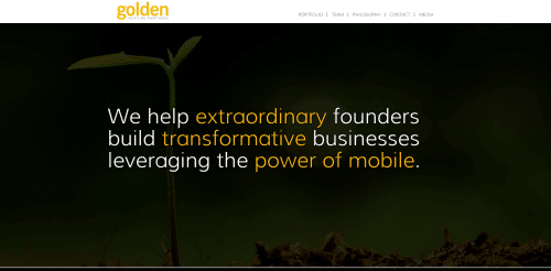 Golden Venture Partners1