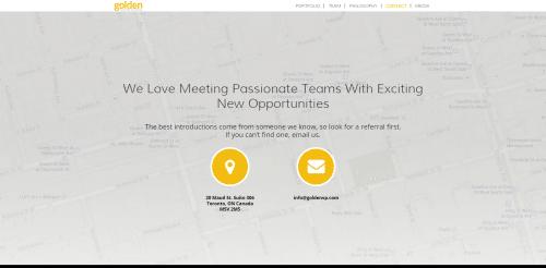 Golden Venture Partners Location