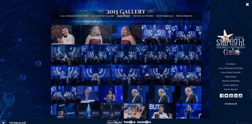 Main Event for 2016 Starlight Children s Foundation Gala