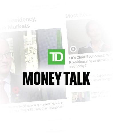 2017 Wordpress Design Portfolio- TD Money Talk Go
