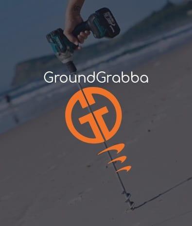 2018 Wordpress Design Portfolio- GroundGrabba Featured Portfolio Image